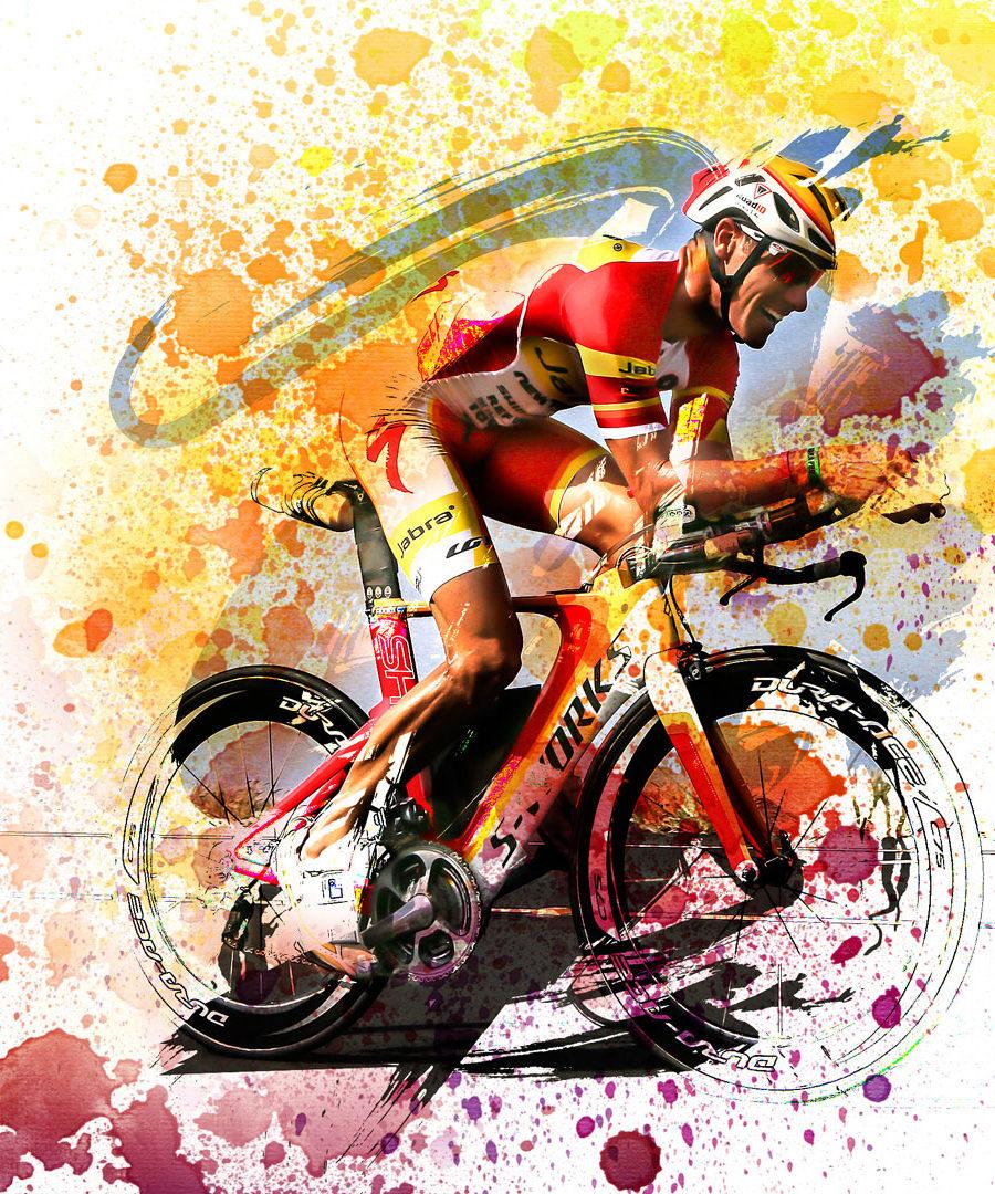 Professional Triathlon